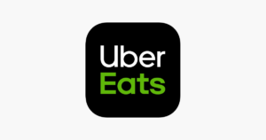 UberEatsのロゴ画像